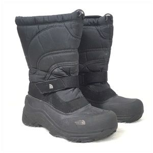The North Face Boys Kids Snow Boots Size 4